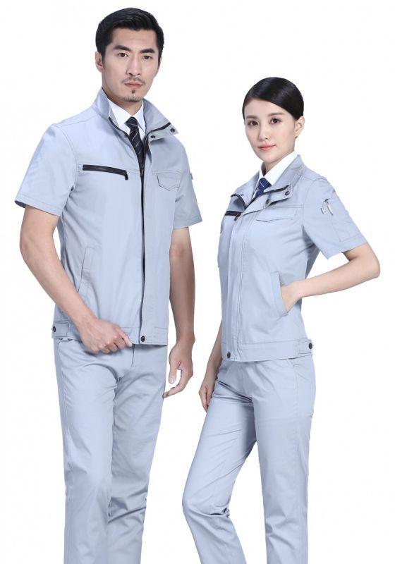 工作服有哪些面料要求,款式上又有哪些设计特点呢