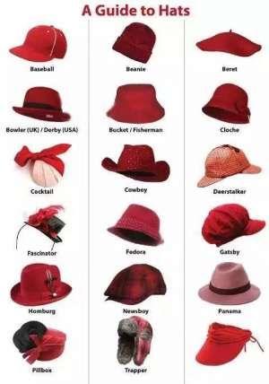"""你会""""洗""""帽子吗?"""